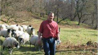 Richard Postlethwaite, RSPB Naddle Farm Manager