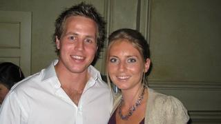 William and fiancée Lucy