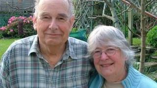 Taste Cornwall Ltd directors, Joy and Chris Cheeseman