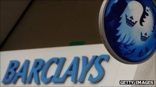 Barclays fascia