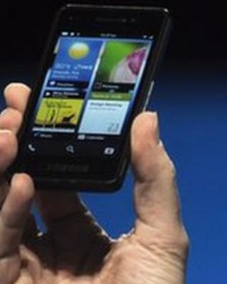 The Blackberry 10 Dev Alpha
