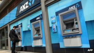 ANZ Bank ATMs