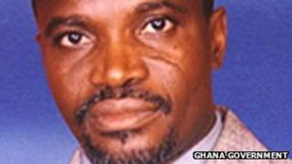Moses Asaga - Ghana's employment minister