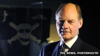 Vice Admiral Sir Tim McClement