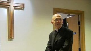 The Bishop of Chichester, Dr Martin Warner
