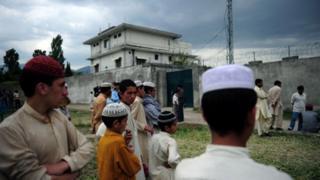The Abbottabad compound