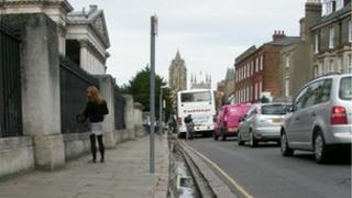 Hobson's Conduit, Trumpington Street, Cambridge