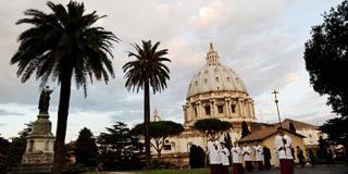 Gardens of the Vatican