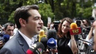 Alexis Tsipras (8 May 2012)