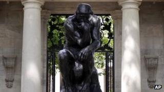 Rodin Museum 'The Thinker'