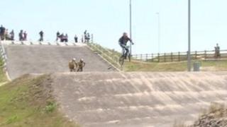 Cyclopark opening