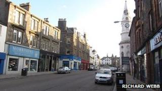 Main Street, Campbeltown