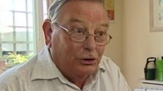 Councillor Mike Harrison