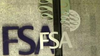 Symbols at FSA building