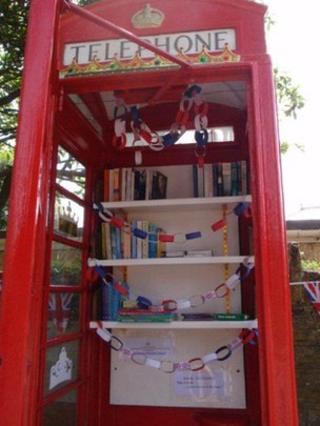 Thurlestone phone box