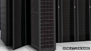 HP data centre