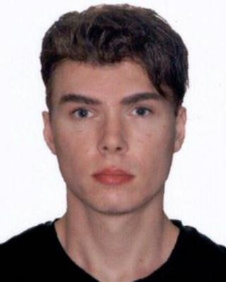 Undated picture of Luka Rocco Magnotta released by Interpol 31 May 2012
