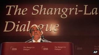 "Leon Panetta delivers speech ""US Rebalance Towards the Asia-Pacific"""