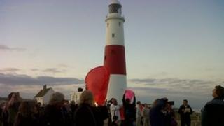 Purbeck Isle memorial service