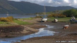 Lochcarron. Pic: Mick Garratt/Geograph