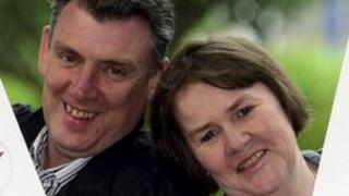 John and Karen Ord