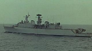 HMS Glamorgan