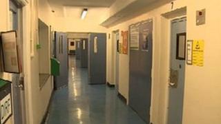 Hindley corridor