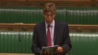 Ben Bradshaw in the House of Commons