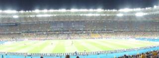 The Olympic Stadium in Kiev
