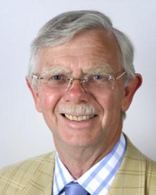 Jim Harker OBE