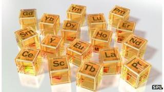 Rare earth elements