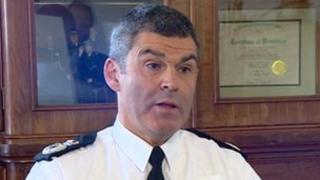 Chief Constable David Shaw