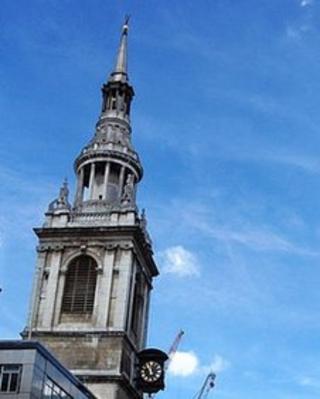 St Mary-le-Bow Church