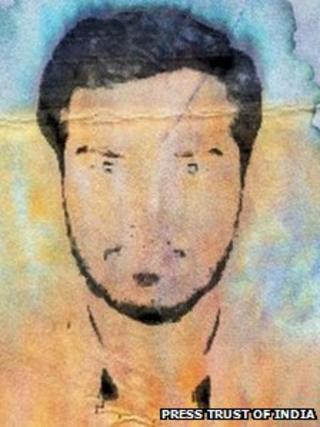 Zabiuddin Ansari file picture