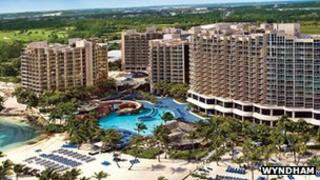 Wyndham Hotels and Resort publicity photo