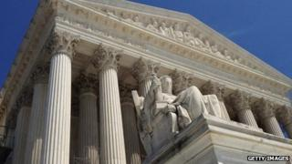US Supreme Court, Washington DC 27 June 2012