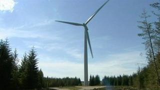 Whitelee wind farm