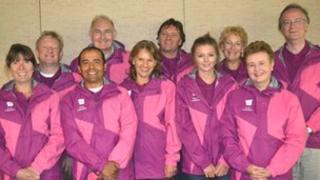 Surrey games ambassadors
