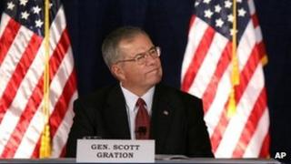 Scott Gration (file photo)