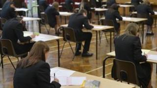 GCSE exam