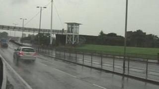 Rain in Carlisle