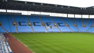 The Ricoh Arena is to be called the City of Coventry Stadium during the Games