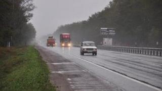 The M7 highway, Russia, file pic 2010