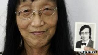 Chinese transsexual Yi Ling