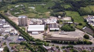 British Sugar site