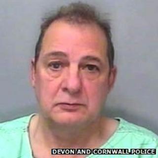David Leeman: Pic Devon and Cornwall Police