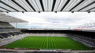 Newcastle United ground