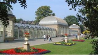 Sheffield's Botanical Gardens