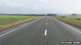 A1 in the Borders
