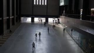 Turbine Hall, Tate Modern